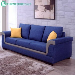 MANWICH 3 seater sofa - L222cm