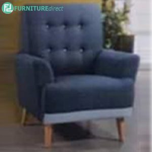 RIORWARD 1 Seater Sofa - L89cm
