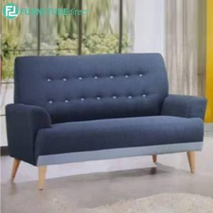 RIORWARD 2 Seater Sofa - L139cm