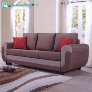 ELWON 3 Seater Sofa - L216cm
