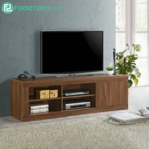 LUEDGE TV Console 180cm (6ft) - Particle Board