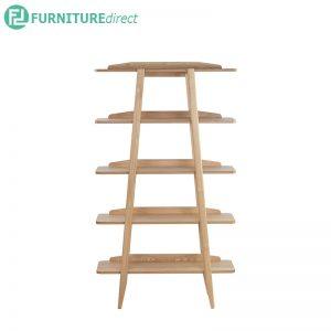 KEIR (100cm) Rack - Solid Rubberwood