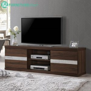 BRENTNE TV Console 180cm (6ft) - Particle Board
