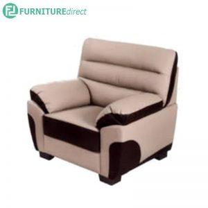 ELBATHWICH 1 Seater Sofa - L99cm