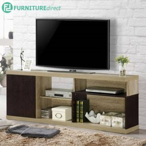 ROCKNTIC TV Console 180cm (6ft) - Particle Board
