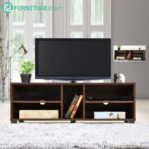 NALARMS TV Cabinet 120cm (4ft) - Particle Board