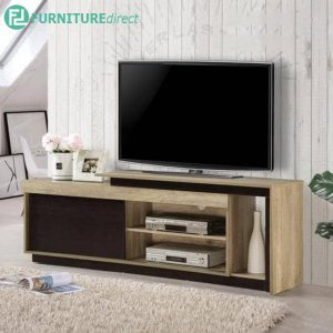 HARATT TV Console 180cm (6ft) - Particle Board