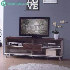MEREVILLE TV Console 147.2cm (5ft) - Particle Board