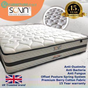 SOVN ABERDEEN Spring mattress