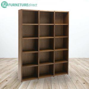 TERTIUS 3x5 cube bookcase