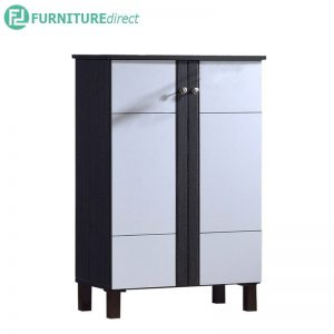 TAD DIONNE 2 door shoe rack cabinet
