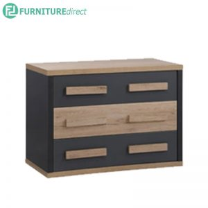 TAD KOBI 3 drawer chest drawer chest of drawer