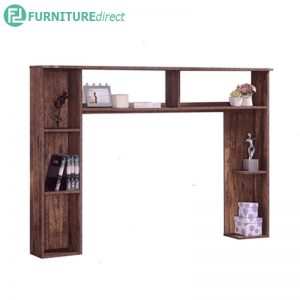 TEXAS TV DISPLAY CABINET L180cm - Particle Board - Cappuccino