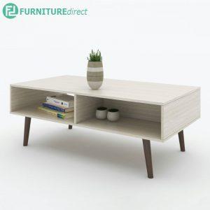 Clearance-FAY Scandinavian 4 Feet coffee table (5 units)