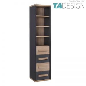 TAD KOBI 4 Drawers book shelf bookcase filling cabinet
