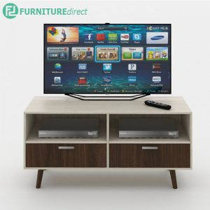 FAY Scandinavian 4 Feet TV Cabinet