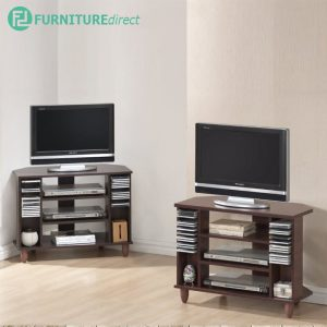 Clearance- TV832011 TV rack with CD storage (last 2 units)
