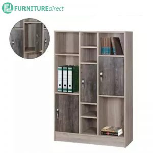 TAD FC830629 bookshelf cabinet Filling cabinet with door