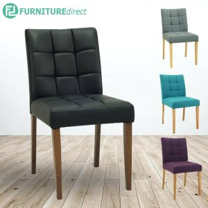 DAVID solid wood dining chair-4 colors