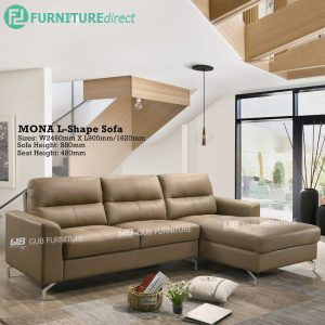 MONA L shaped sofa