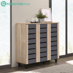 TANGO 3 door shoe cabinet