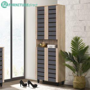 TANGO 4 door shoe cabinet
