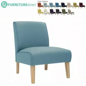 ACCENT lounger chair in 14 color options