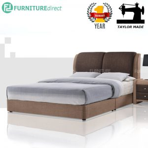 CUSTOM MADE- ALSTER Divan Bed Frame (4 Sizes)