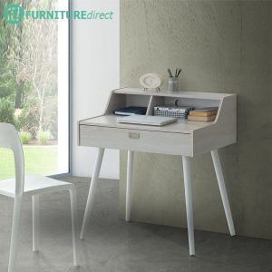 CLEARANCE- OF6803 study desk with 1 drawer- Last 2 Unit