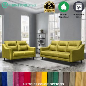 Custom Made- RO003A SABRINA 2+3 seater water repellent sofa