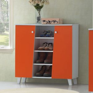 CLEARANCE- SC1308 shoe cabinet- 3 unit only