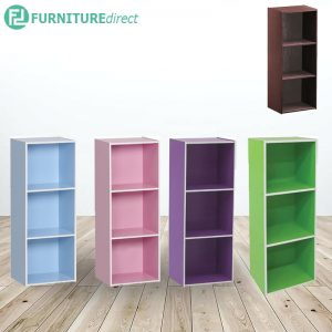 TAEL color box bookcase display rack