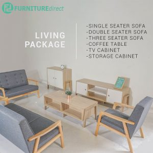 ALISA 6 pieces living package