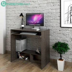 AMOS computer desk/ study desk with keyboard tray