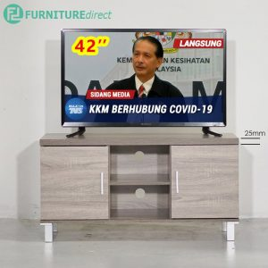 ASHER 100cm compact size TV cabinet
