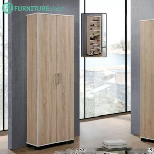 DS6136 tall 8 tier shoe cabinet