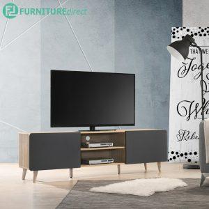 JAYDEN 6 Feet TV Cabinet