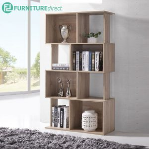JOANNA open shelf bookcase