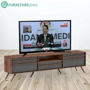 BLACKBURN 6 Feet TV cabinet