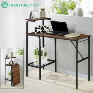 FT10 space saver foldable study desk