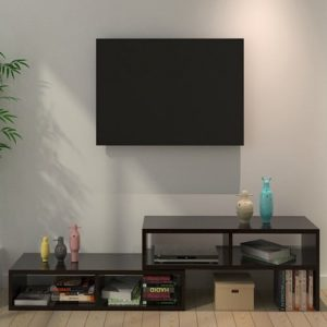 [CLEARANCE] FLEXIA extendable TV cabinet-wenge