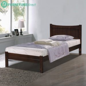 WOODEN SINGLE BED ROLLING BASE - 3FT