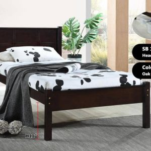STEVEN SB14219 single wooden bed