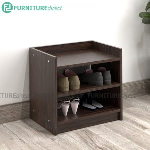 [CLEARANCE] BRUNO 2 tier space saver shoe rack/ bedside table