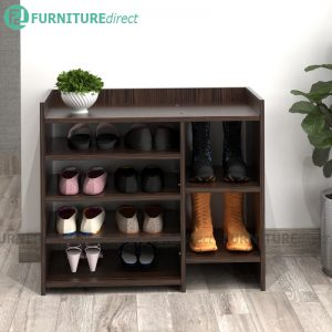 BRUNO 6 tier space saver large shoe rack