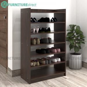 [CLEARANCE] BRUNO 6 tier space saver shoe rack