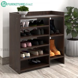BRUNO 7 tier space saver large shoe rack
