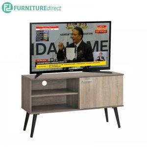 ERICA 4 Feet Scandinavian Tv Cabinet
