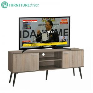 ERICA 6 Feet Scandinavian Tv Cabinet
