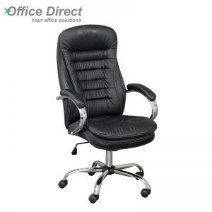 HBC-493 PU High back chair